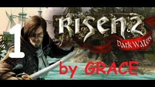 RISEN 2 gameplay ita ep  1 by GRACE