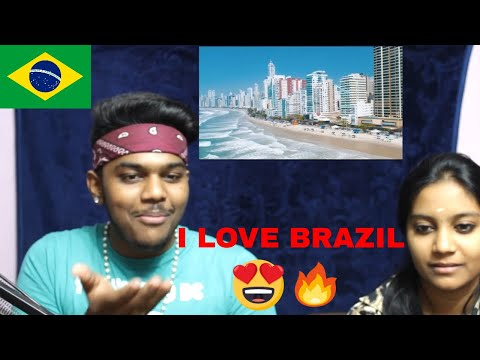 INDIANS REACT TO Top 10 Most Beautiful Places In Brazil [PART 2]