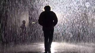 Random International: Rain Room at Barbican Centre, London