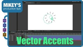 Vector Accents After Effects tutorial