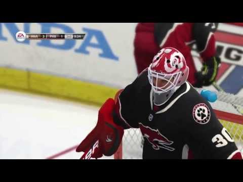 NHL 13 - LGHL - Anaheim Ducks vs Phoenix Coyotes (Week 4 Game 2)