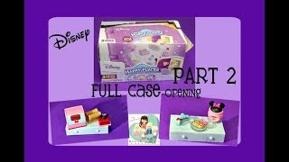 PART 2 SHOPKINS Disney Happy Places Full Blind Box Case Opening