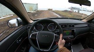 2017 Lifan Myway POV Test Drive