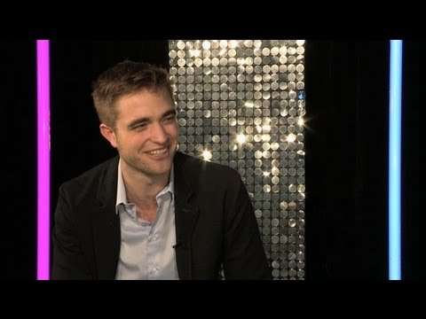 Robert Pattinson reveals all about getting intimate with Kristen...