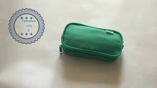 What is in my pencil case? (Kalem kutumda neler var?) Temmuz / July - 2 /2016