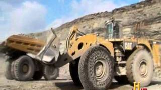 Oxford Minings CATERPILLAR 994F (Modern Marvels)