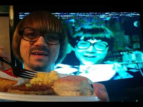 30th Anniversary of the McDonalds Breakfast Review 1984-2014 --(Weird Paul)