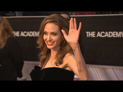 Angelina Jolie Reveals Truth About Bell's Palsy Diagnosis During Divorce
