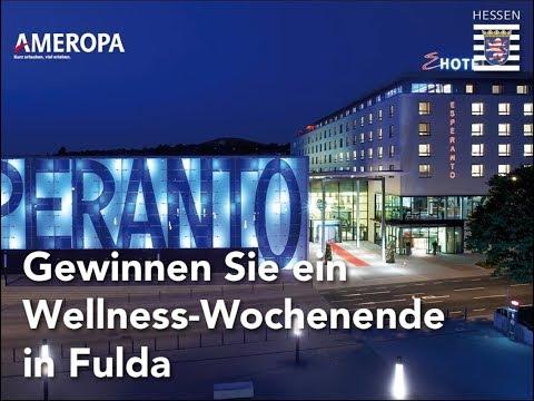 #100meisterwerke - Wellness in Fulda mit Ameropa
