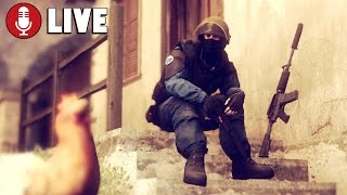 Counter-Strike: Global Offensive LIVE