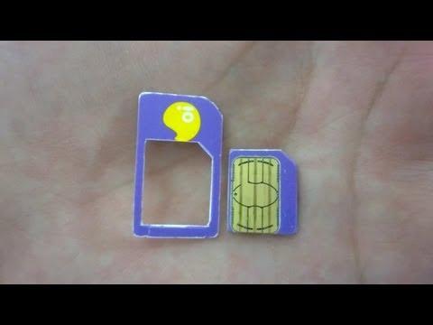 Cortador de SIM Card para Micro ou Nano SIM