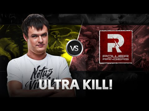 Ultra Kill by XBOCT vs PR @ XMG Captains Draft Season 2