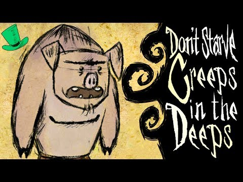 Dont Starve [МОД] Creeps in the Deeps |1| НАЧНЕМ