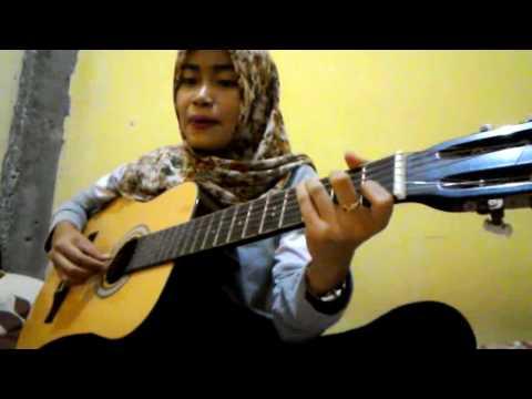 Lagu sasak sedih RISA DUA - MAUQ CERITE cover by Phina Suwjen