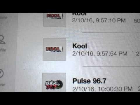 "K272EE/KQLL: ""Kool 102"" Moapa/Henderson, NV 10pm TOTH ID--02/10/16"
