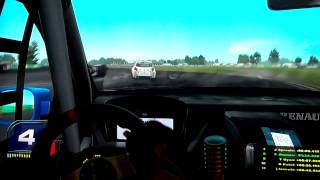 rFactor 2 - Race2Play.com - Renault Clio - Croft