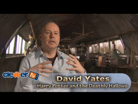David Yates: Harry Potter and the Deathly Hallows Interview