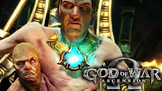 GOD OF WAR ASCENSION TITAN - Verruga Evoluída (11)