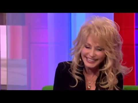 Dolly Parton BBC The One Show 2014