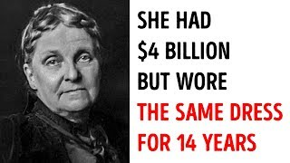 Why the Richest Woman In America Spent $5 a Week And Had 1 Dress