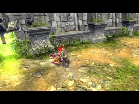 Dragon Nest - 「T4 PvP mix II」new EX skills