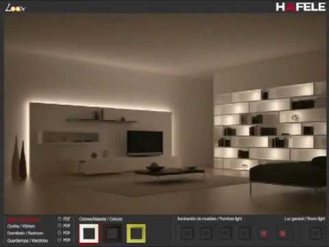 L nea de iluminaci n para youtube - Muebles pladur fotos ...