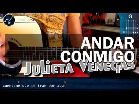letra julieta venegas andar conmigo: