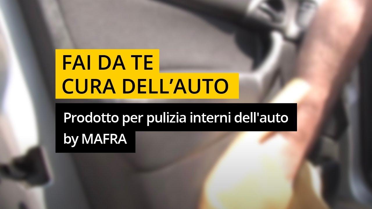 Come pulire gli interni auto – Prodotto per pulizia interno - YouTube