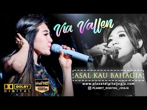 ASAL KAU BAHAGIA _ ARMADA cover by VIA VALLEN LIVE PERFORM ON SERIBU BATU MANGUNAN