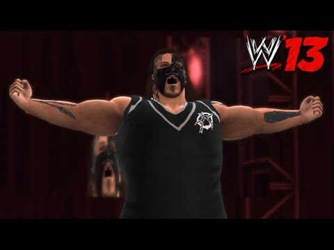 WWE '13 Community Showcase: Abyss (PlayStation 3)