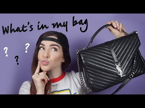 What's In My Bag | tarte talk