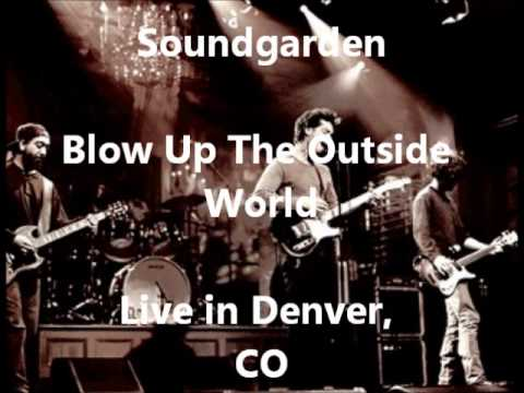 Soundgarden - Blow Up The Outside World - Denver, CO  11-7-96 - Part 17/21