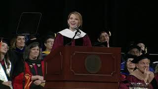 The Un-instagramable Self - Tara Westover Northeastern Commencement Speech 2019