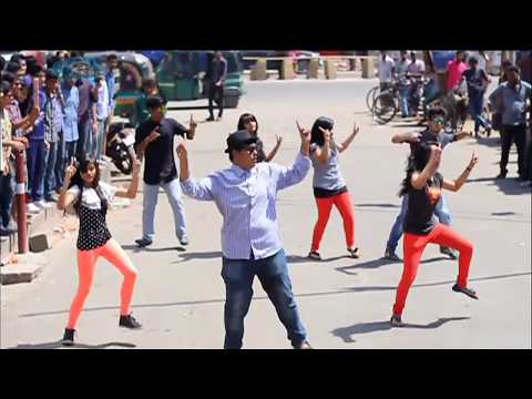 Mastermind School Flash Mob, ICC WORLD TWENTY20 Bangladesh 2014