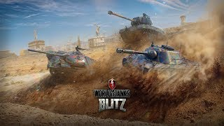 WoT Blitz - Команда Белаза в серебре - World of Tanks Blitz (WoTB)