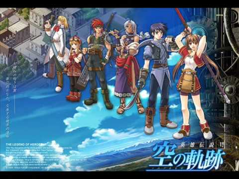 My Top 50 RPG Boss Themes #4- Legend of Heroes VI SC