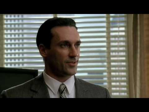Mad Men: Meet Don Draper