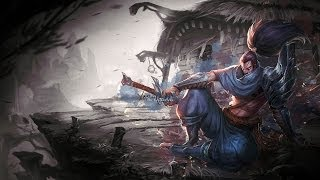 Yasuo mid full gameplay - League of Legends
