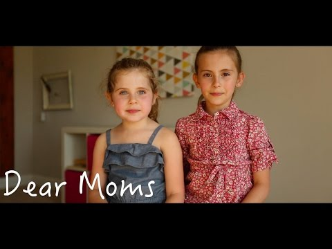 Dear Moms (With JJ Heller) - JJ's Little Girls Thank Moms For Their Hard Work