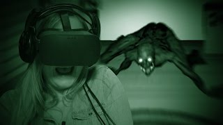 How Scary is the VR Game Boogeyman?