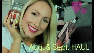 ♥ August- September HAUL - Sheinside, Diesel, Flash Tattoo, TKmaxx..