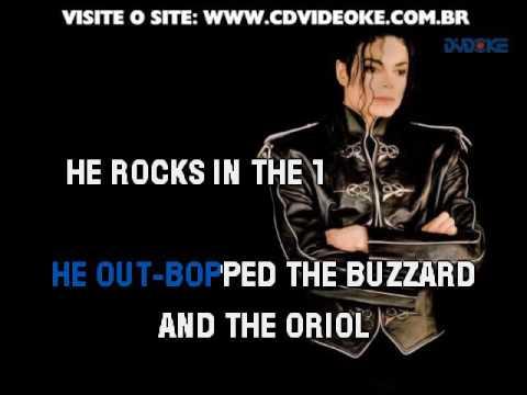 Michael Jackson   Rockin' Robin