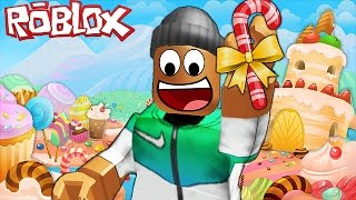 BUILDING MY OWN CANDY STORE!   Roblox