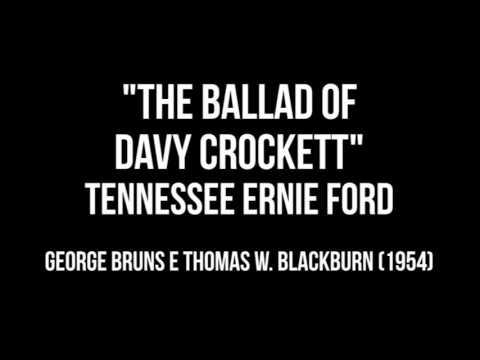 Arne Bendiksen - Davy Crockett