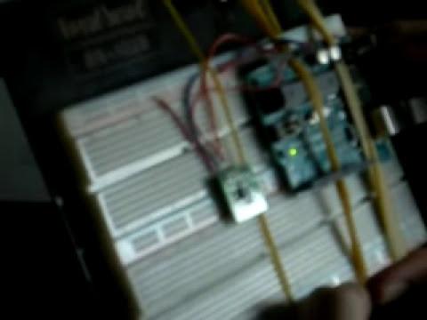 Demostración de Hardware libre y Software libre: Arduino + Acelerometro + Neverball