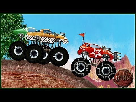 Game | Truck Wars Flash Game Preview | Truck Wars Flash Game Preview