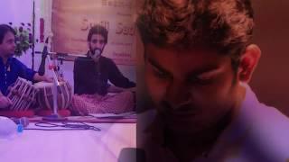Wo Bina Shart Chahta Hai Mujhe||Live||Singer-Sayed Mehran||Writer-Prakhar Malviya Kanha