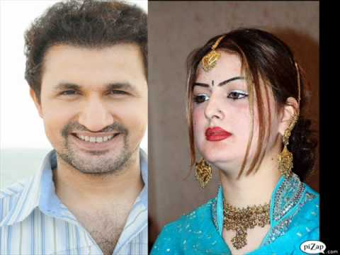 Pashto New Song Rahim Shah & Ghazala Javed !!! video