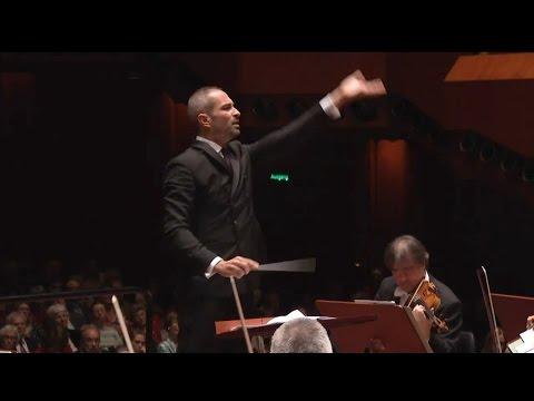 Schönberg: 2. Kammersinfonie ∙ hr-Sinfonieorchester ∙ Antonello Manacorda