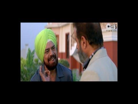 Palta Saab trying to Lure NRI Bajwa - Jihne Mera Dil Luteya -...